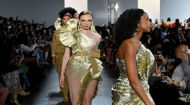 RaisaVanessa'dan New York Moda Haftası'nda Lambada Fırtınası