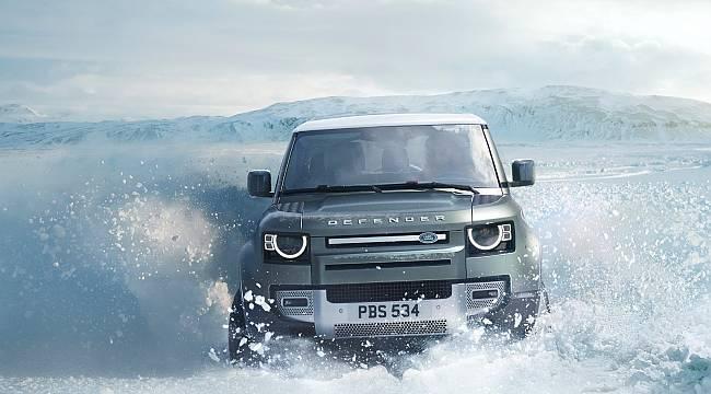 Yeni Land Rover Defender Dünya Tanıtımını Frankfurt'ta Gerçekleştirdi
