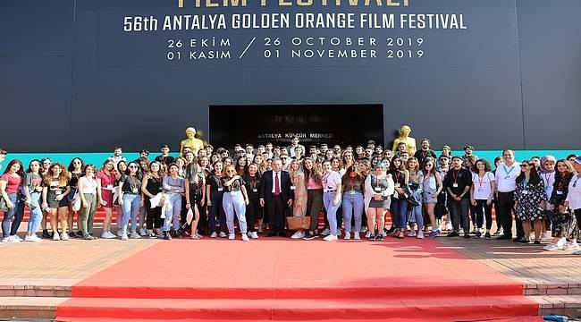 Altın Portakal Sinema Okulu'na 150 Öğrenci!