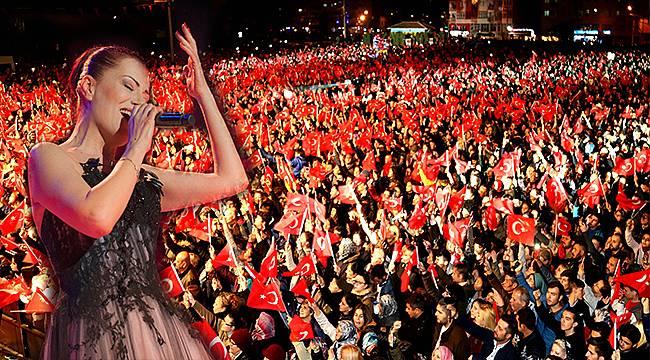 Candan Erçetin 29 Ekim'de Eskişehir'de konser verecek