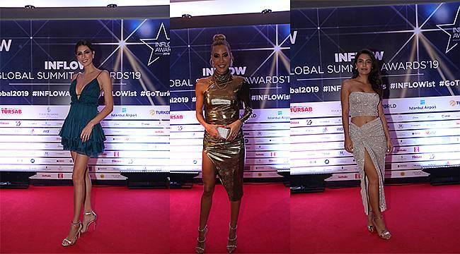 INFLOW Awards, Kırmızı Halı Heyecanıyla Sahiplerini Buldu