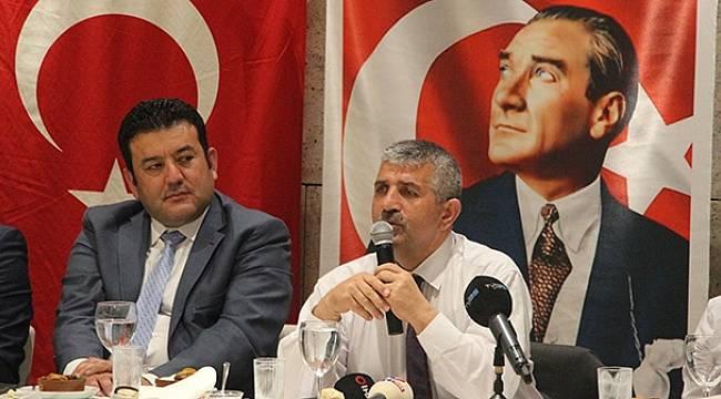 MHP'li Veysel Şahin'den CHP'li Deniz Yücel'e sert yanıt