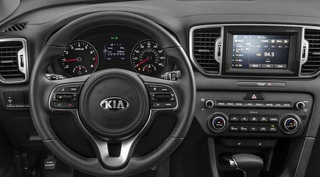 KIA Sportage'da sıfır faiz fırsatı devam ediyor