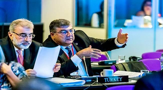Milletvekili Sındır'a NATO Parlamentosu'nda önemli görev
