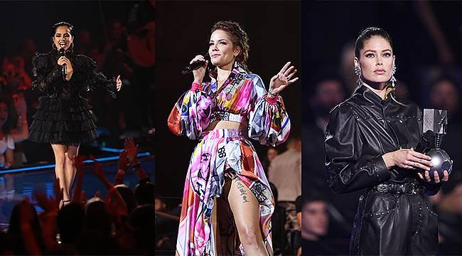 Muhteşem şovlar MTV Müzik Ödülleri'ne damga vurdu