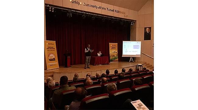 VakıfBank Tarım Sohbetleri Ödemiş'te devam etti