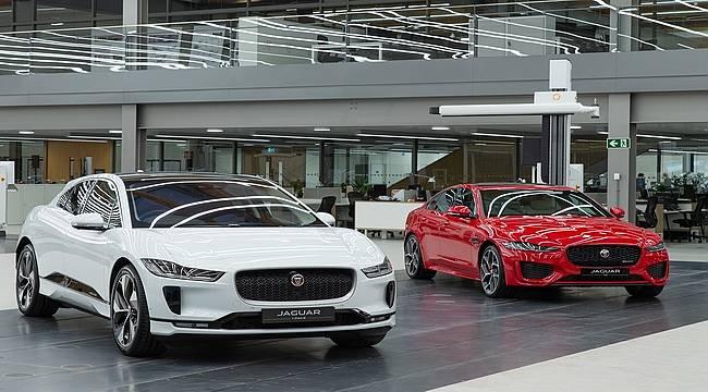 Yeni Jaguar Tasarım Stüdyosu Kapılarını Açtı