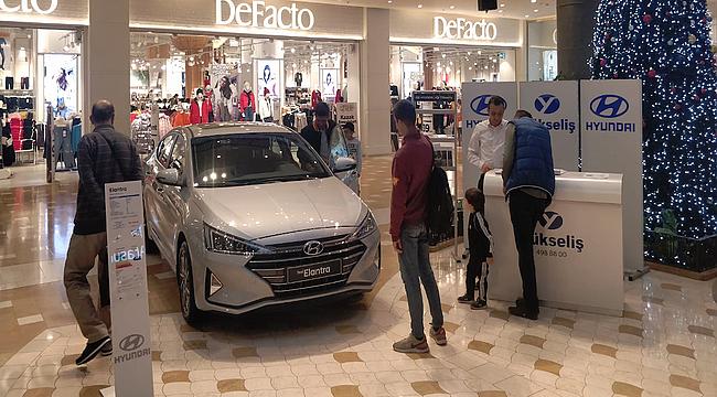 Yükseliş Hyundai yeni modelleri tanıttı