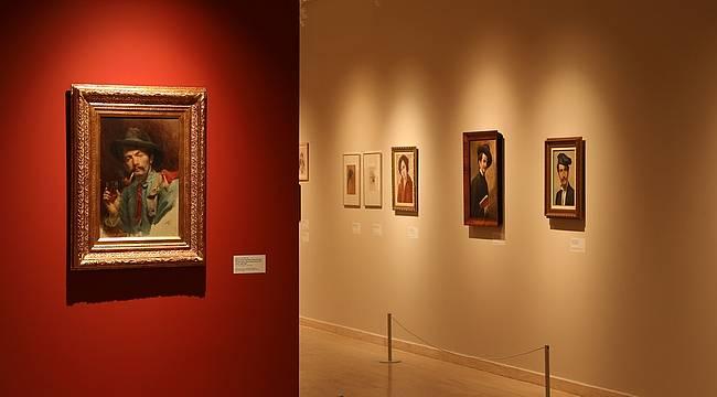 """""""Avni Lifij'in Keşfedilmemiş Dünyası"""" Sakıp Sabancı Müzesi'nde Aralanıyor"""
