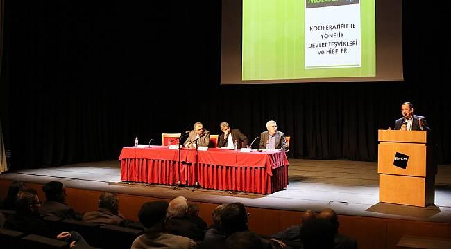 Bergama'da Süt Kooperatifi Paneli