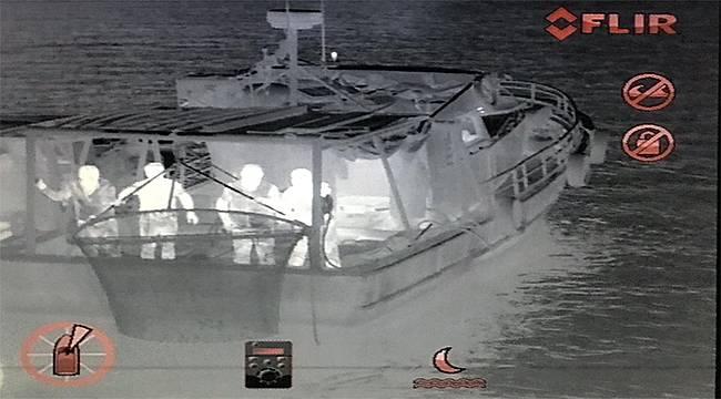 İzmir'de yasa dışı avcılıkla mücadele devam ediyor