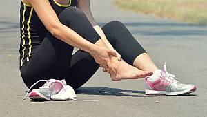 Sporcularda Görülen Ayak Bileği Sakatlanmasına Dikkat!