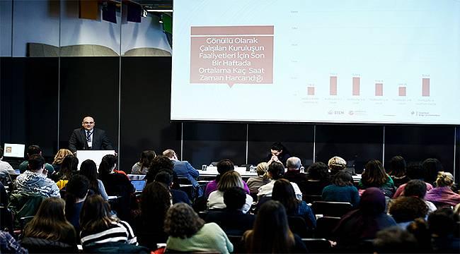"""""""Türkiye'de Gönüllülük Araştırması""""nın sonuçları açıklandı"""