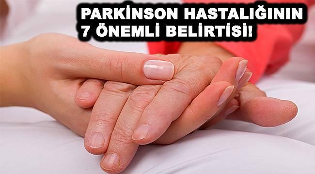 Bu belirtiler Parkinson hastalığının habercisi olabiliyor!