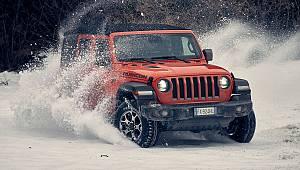 Gelmiş Geçmiş En Yetenekli SUV: Jeep Wrangler!