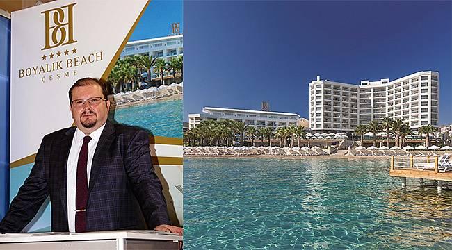 Yarıyıl tatil coşkusu Boyalık Beach Otel'de