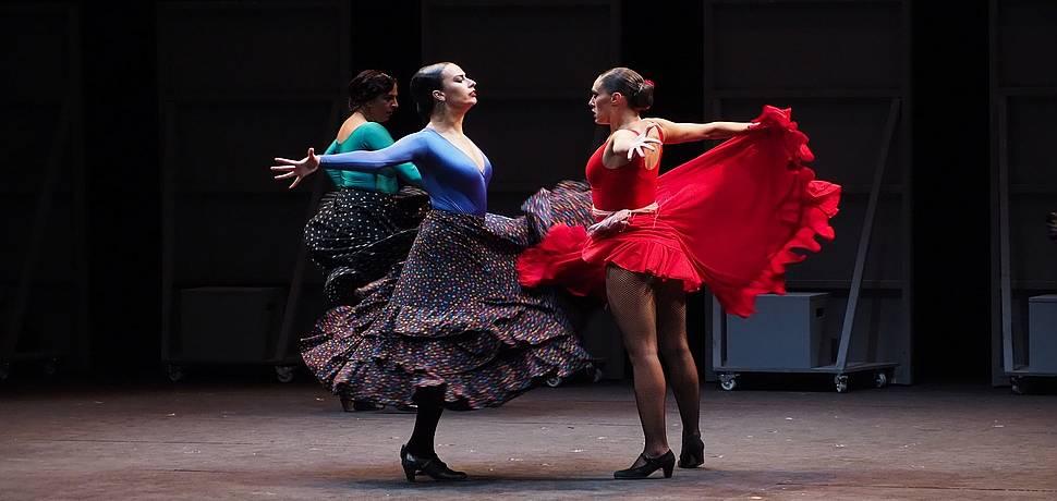 Aşk ve Tutkunun Dansı