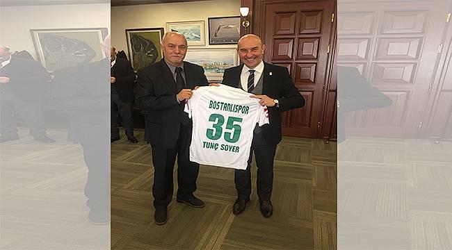 Bostanlıspor'un 35 Numarası Tunç Soyer'in