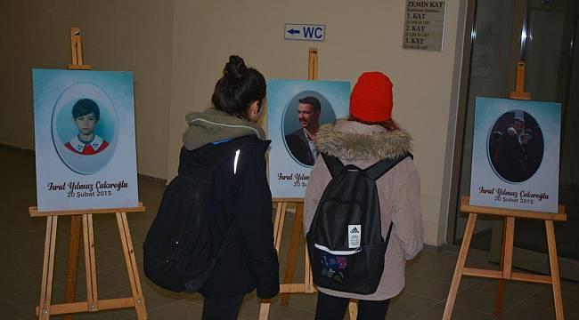 Fırat Çakıroğlu Ege Üniversitesi'nde anıldı