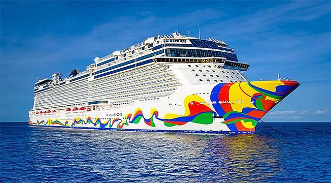Norwegian Cruise Line, Kuşadası'na 30 ilave sefer koydu