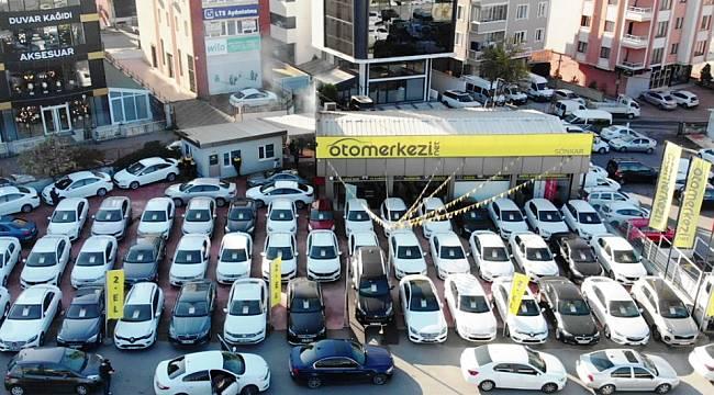 Otomerkezi.net'ten İkinci Elde Teknoloji Hamlesi!