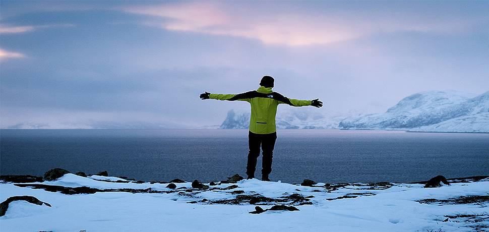 Pau Capell'den İlk Kış Projesi: Kuzey Kutbuna Koşu