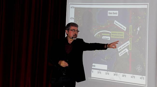 Prof. Dr. Hasan Sözbilir, Elazığ ve Akhisar depremlerini değerlendirdi