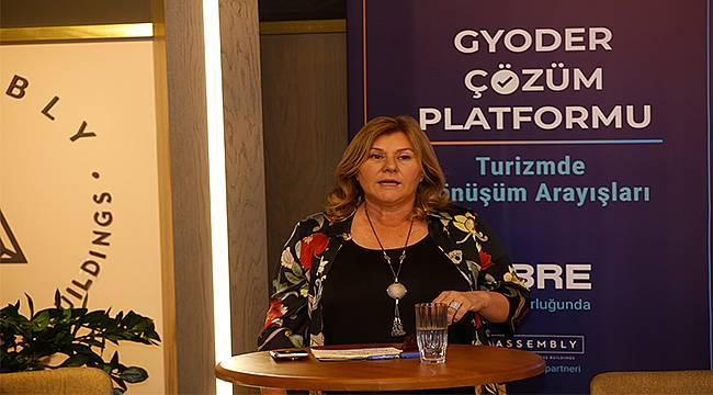 TTYD Başkanı Oya Narin: Turizmde dönüşüm hareketi başlamalı