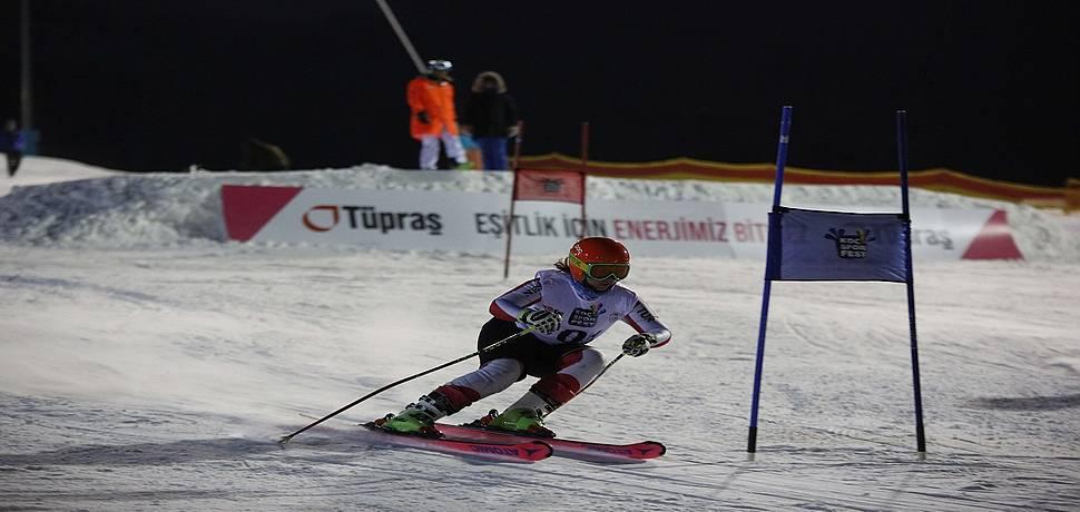 Türkiye Koç Spor Fest Üniversite Kış Oyunları heyecanı Palandöken'de başlıyor