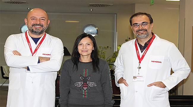 Ukraynalı Hasta Antalya'da Yeniden Doğdu