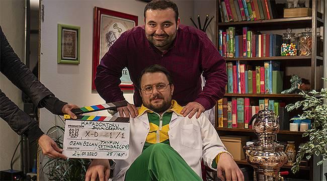 Vodafone TV'nin ilk dizisi: Kafa Doktoru