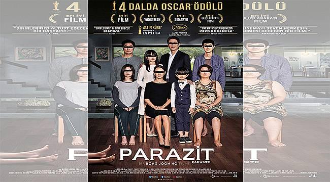 """4 Oscarlı """"Parasite"""" Sinemalardan Sonra İlk Kez beIN CONNECT'te…"""