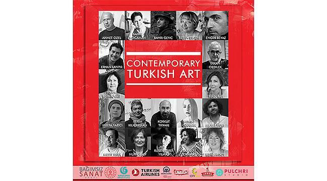 """""""Contemporary Turkish Art Sergisi"""" 4 Nisan'da açılıyor"""