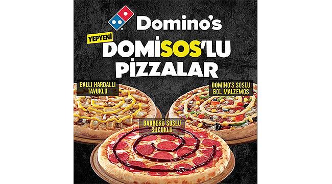 Domino's'tan pizza tutkunlarına iştah kabartan yepyeni pizza serisi!