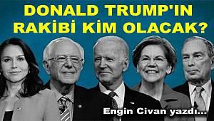 Donald Trump'ın demokrat rakibi kim olacak?