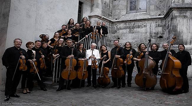 Dünyanın Önde Gelen Oda Orkestralarından Kremeta Baltica CRR'de…