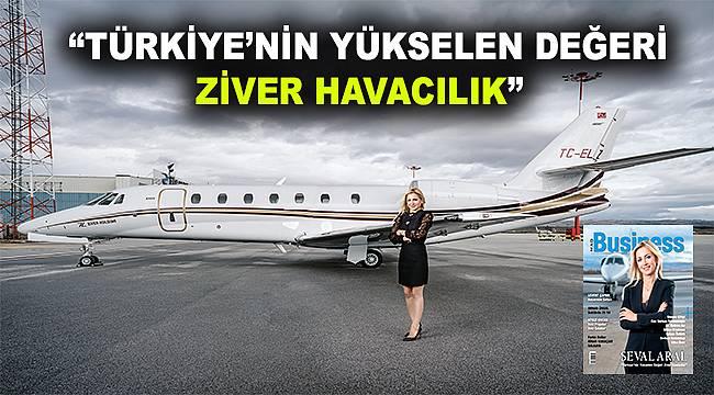 Havadan Hasta Nakli'nde Ziver Havacılık Konforu