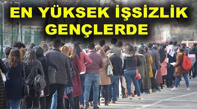İstanbul'da en çok gençler işsiz
