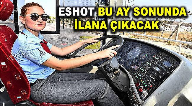 Otobüs şoförü olmak isteyen kadınlara müjde!