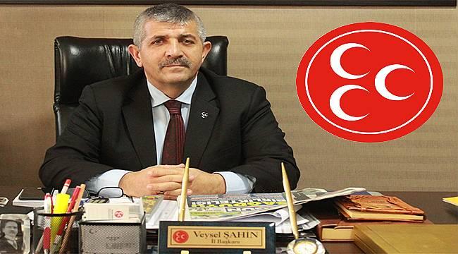 MHP'li Şahin'den CHP'ye ağır sözler