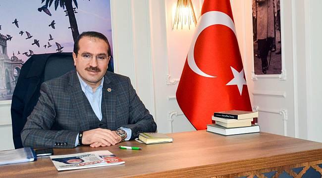 AK Partili Kırkpınar'dan CHP'ye 'kadavra' benzetmesi