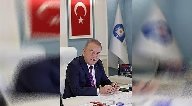 Antalya Büyükşehir Belediyesi bayrama hazır