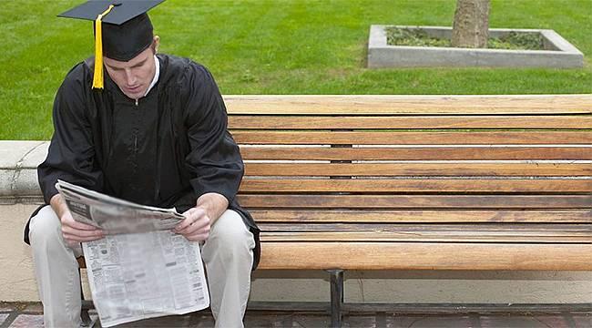 Genç işsizlik yüzde 27'ye yükseldi