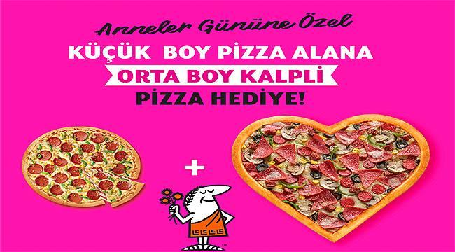 Little Caesars Pizza'dan Anneler Günü kampanyası