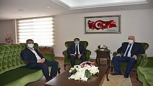 Manisa Büyükşehir Belediyesi ve Şehzadeler Belediyesi normalleşmeyi konuştu