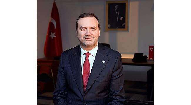 """Tamer Kıran, DEFMED'in """"Denizcilik Söyleşileri""""ne katıldı"""