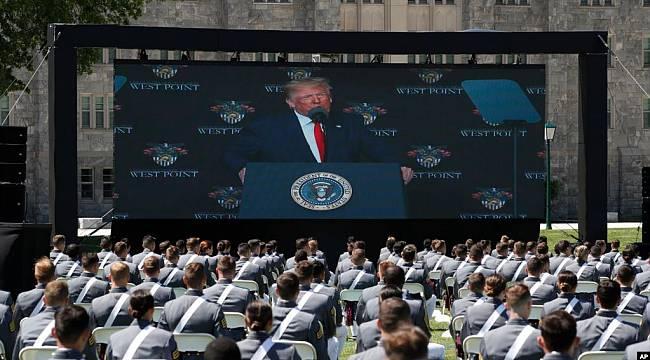 ABD Başkanı Trump: Dünyanın Polisi Değiliz