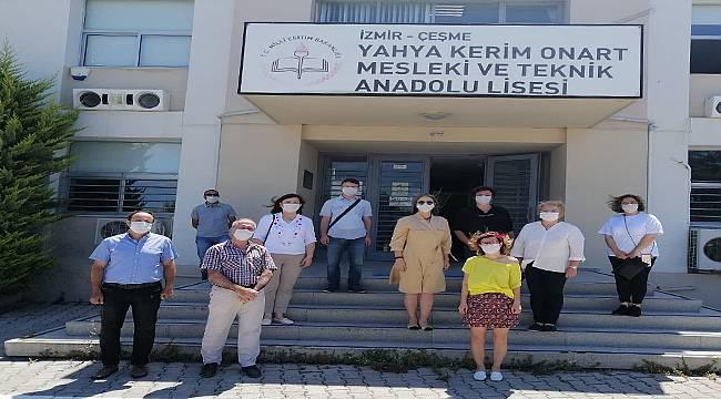 Bölünmez Çankırı'dan Çeşme'ye 'markalaşma' ve 'pazarlama' desteği