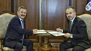Bursa'da Elektronik Denetleme için imzalar atıldı