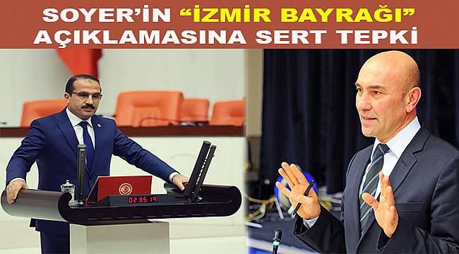 """Soyer'e bir tepki de AK Partili Kırkpınar'dan: """"Bu kez haddini aştı"""""""